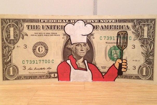 Продам доллар
