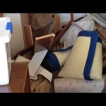 Поломал итальянскую мебель