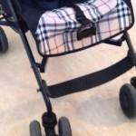 Maclaren Burberry Stroller