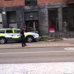 Полиция лоханулась
