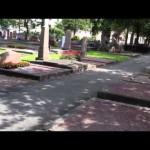 Швеция. Кладбище
