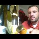 Провансальский паштет с ризлингом
